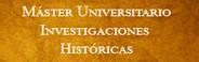 Máster Universitario en Investigaciones Históricas