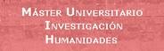 Máster Universitario en Investigación en Artes y Humanidades