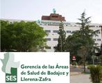 Gerencia Areas Salud Badajoz / Llerena-Zafra