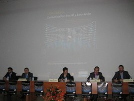 Acto inaugural del Congreso Comunicación Social y Educación