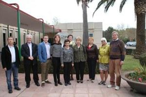 Profesores ucranianos, rusos y de la UEx