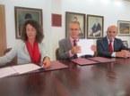 preview Representantes del Santander y el Rector