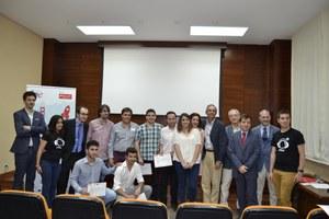 Participantes y ganadores