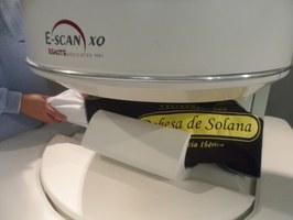 Predecir contenido en sal del jamón