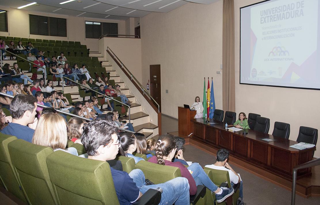 Reunión Erasmus Badajoz