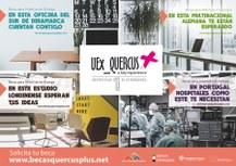 preview Cartel UEx QUERCUS+ 2018/19