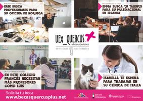 Cartel UEx_QUERCUS+2019