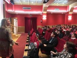 Primer Día de las Letras en Badajoz