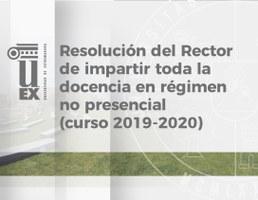 Resolución Rectoral