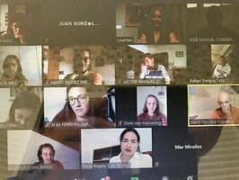 Mesa redonda virtual