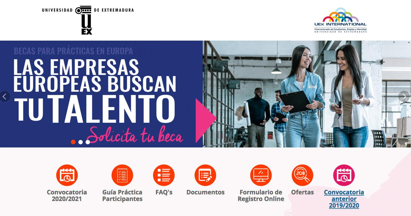 Web UEx_QUERCUS+