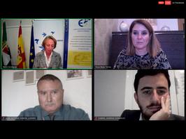 Participantes foro virtual Europa